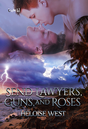 Heloise West - Send Lawyers, Guns, and Roses Cover