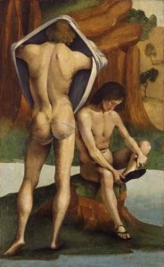 luca_signorelli_-_figures_in_a_landscape_-_two_nude_youths_-_toledo_museum_of_art